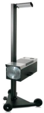 Пристрій регулювання світла фар