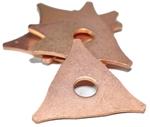 Трикутники зварювальні